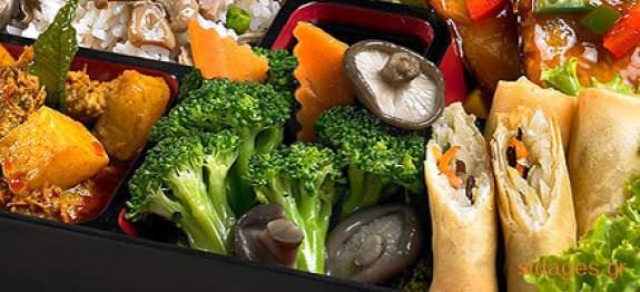 Νηστίσιμα φαγητά - νηστίσιμες συνταγές