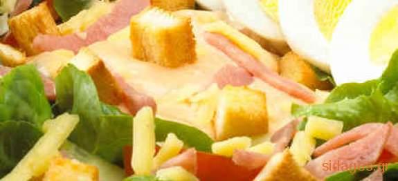 Σαλάτα του σεφ - συνταγές - σαλάτες