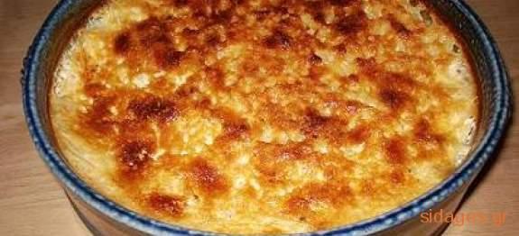 Ρυζόγαλο - www.sidages.gr