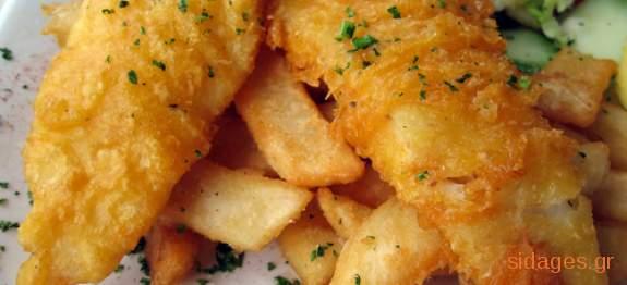 Γαλέος τηγανητός - κουρκούτι - συνταγές μαγερικής