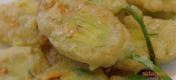 Κολοκυθοκορφάδες - κολοκύθια γιαχνί - συνταγές για λαχανικά