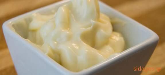 Σπιτική μαγιονέζα - συνταγές μαγειρικής & ζαχαροπλαστικής