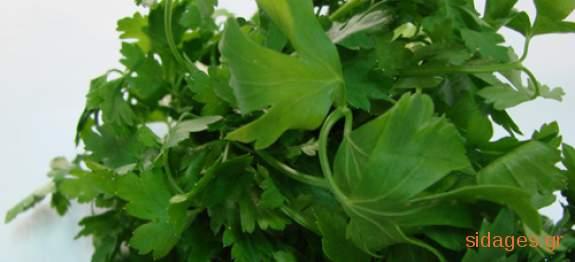 Μαϊντανοσαλάτα - συνταγές μαγειρικής - σαλάτες