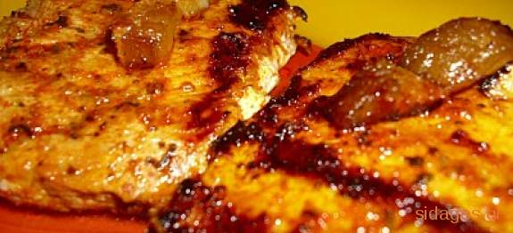 Μεξικάνικη μαρινάτα  - www.sidages.gr