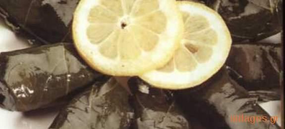 Ντολμαδάκια γιαλαντζί - συνταγές μαγειρικής - λαχανικα
