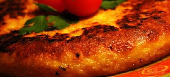 Ομελέτα της άνοιξης - συνταγές μαγειρικής - ορεκτικά
