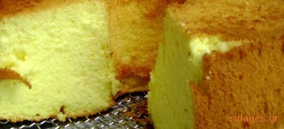 Κέϊκ παραδοσιακό
