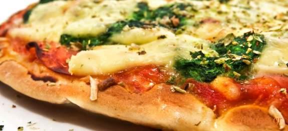 Πίτσα για χορτοφάγους - συνταγές μαγειρικής