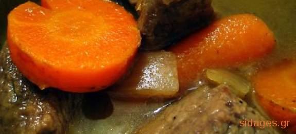 Μπόρς εθνικό φαγητό των Ρώσων - www.sidages.gr