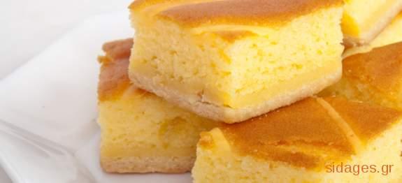 Ραβανί - Ρεβανί - συνταγές μαγερικής - www.sidages.gr