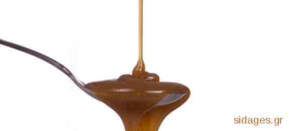 Σιρόπι καραμέλλα - www.sidages.gr