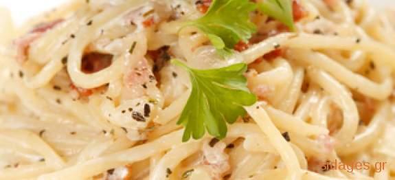 Σπαγγέτι αλ' όλιο - συνταγές μαγερικής - www.sidages.gr