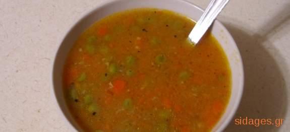 Χορτόσουπα - Συνταγές μαγειρικης - σούπες