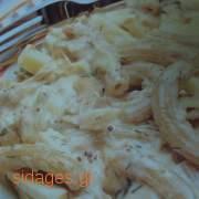 Ριγκατόνι με τόνο και σκληρό τυρί - www.sidages.gr