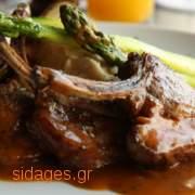 Κατσίκι στο φούρνο - συνταγές μαγειρικής - κρέατα - πάσχα
