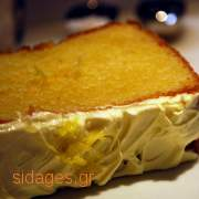 Κεικ λεμονιού - Lemon Cake