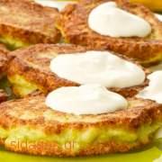 Κολοκυθοκεφτέδες - συνταγές μαγειρικής & ζαχαροπλαστικής