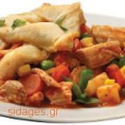 Εξωτικό κοτόπουλο - www.sidages.gr