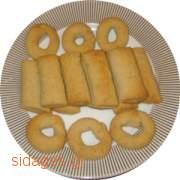 Κουλουράκια μαστίχας - www.sidages.gr