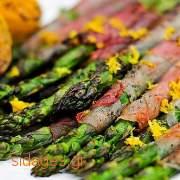 Σπαράγγια με βούτυρο - συνταγές μαγειρικής - λαχανικά
