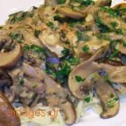 Μανιτάρια ψητά με μπαλσάμικο - συνταγές μαγειρικής - λαχανικά