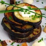 Μελιτζάνες τηγανιτές - www.sidages.gr