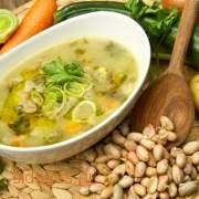 Σούπα Μινεστρόνε - συνταγές μαγερικής - www.sidages.gr
