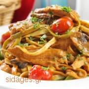 Σάλτσα τόνου - ζυμαρικά - ψάρια