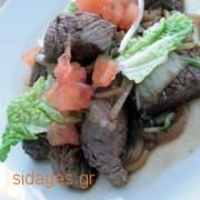 Μοσχάρι μπλανκέτ- www.sidages.gr