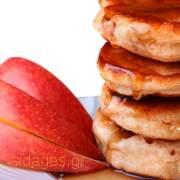 Μεθυσμένες τηγανίτες με μήλα - Συνταγές μαγειρικής & ζαχαροπλαστικής