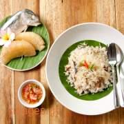 Ριζότο με μανιτάρια και τόνο - συνταγές μαγειρικής - ρύζι