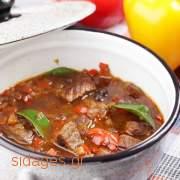 Σούπα Γκουλάς από μοσχάρι - www.sidages.gr