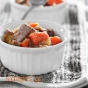 Μοσχάρι ψητό κατσαρόλας - www.sidages.gr