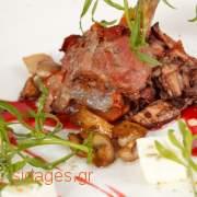 Πέρδικες κρασάτες - www.sidages.gr