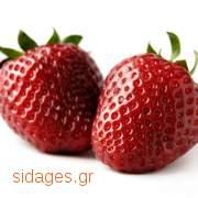 Σιρόπι φράουλας
