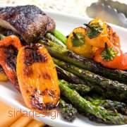 Ψητά Λαχανικά - συνταγές μαγειρικής - λαχανικά