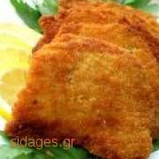 Σνίτσελ γεμιστά - συνταγές μαγειρικής & ζαχαροπλαστικής
