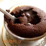 Σουφλέ σοκολάτας - συνταγές μαγειρικής & ζαχαροπλαστικής