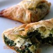 Σπανακόπιτα - συνταγές μαγειρικής - πίτες