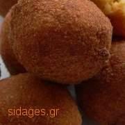 Τυροκεφτεδάκια - www.sidages.gr