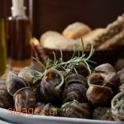 Χοχλιοί  μπουμπουριστοί - www.sidages.gr