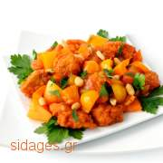 Χοιρινό με ανανά - συνταγές μαγερικής