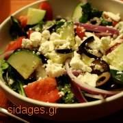 Χωριάτικη Σαλάτα - σαλάτες