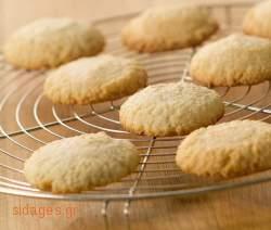 Αμυγδαλωτά μπισκότα - cookies