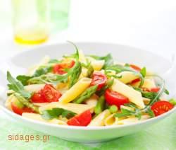 Ζυμαρικά βίδες με μυρωδικά - συνταγές μαγειρικής & ζαχαροπλαστικής