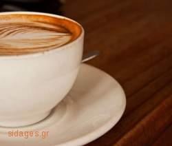 Καπουτσίνο με σοκολάτα γάλακτος (Παρλιάρος)