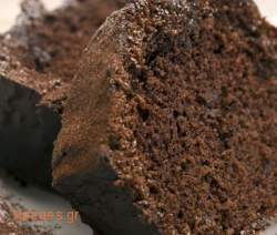 Κέικ σοκολάτας - συνταγές ζαχαροπλαστικής - σοκολάτα - γλυκά