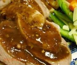 Γαλοπούλα με λάχανο τουρσί - www.sidages.gr