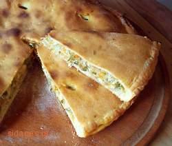 Κασερόπιτα - πίτες -  συνταγές μαγειρικής