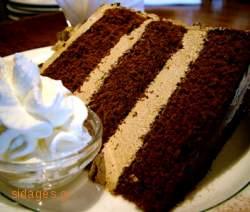 Κέικ σοκολάτας πειρασμός